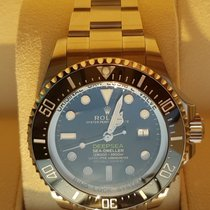 Rolex Deepsea D-Blue Oyster Perpetual James Cameron 44mm