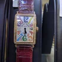 法兰克穆勒 (Franck Muller) Color Dream Diamond Bezel