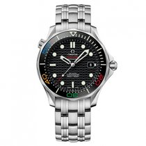 "Omega seamaster diver 300M OLYMPIC ""RIO 2016"" 522.30.4..."