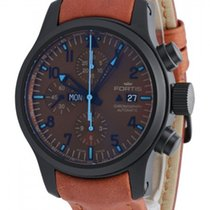 Fortis .. Aviatis B-42 Blue Horizon Chronograph - Ltd Edition NEW