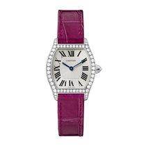 Cartier Tortue Manual Ladies Watch Ref WA501007