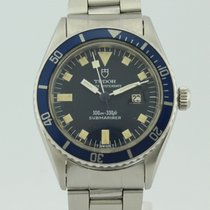 Tudor Mini Submariner Mini-Sub Snowflake by Rolex Steel 90910