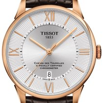 Tissot T-Classic Chemin des Tourelles Powermatic 80  Chronomet...
