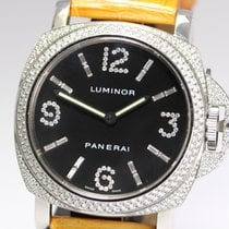 파네라이 (Panerai) LUMINOR Diamond collection World limited 15