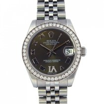 Rolex Datejust Midsize Jubilee Diamonds 178384