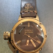 U-Boat Chimera Day-Date Bronze #7538 Limited Edition #26/300