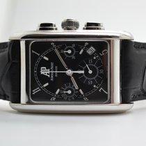 Audemars Piguet Edward Piguet Chronograph 18k Weißgold White...