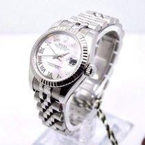 Rolex Datejust 179174 Pink MOP Dial