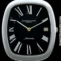 Audemars Piguet Vintage Ellipse 18k White Gold Automatic