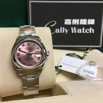 Rolex Cally -2017 28mm Lady Datejust 27160 Pink Roman Oyster...