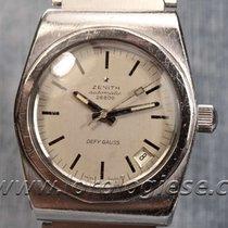 Zenith Defy Gauss Ref. A7686 Vintage 1972 Watch Cal. Zenith...