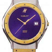 Hublot 1520.700E.2 Classic Large 36mm Quartz in Steel with...