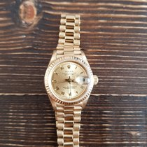Rolex Lady-Datejust Oyster Perpetual  18k