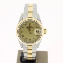 Rolex Lady-Datejust 26mm Steel/Gold Oyster (BOXonly1987) FINE