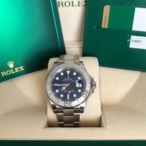 Rolex Yacht-Master BLUE DIAL LIKE NEW 2017