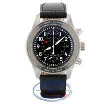 IWC Pilot's Watch Timezoner Chronograph 46mm