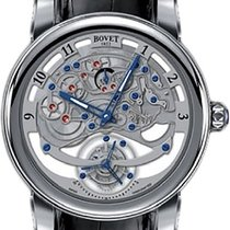 Bovet Dimier Recital 45 18K White Gold Men's Watch