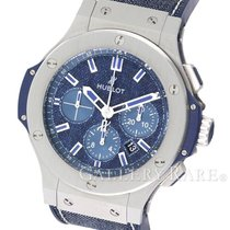 Hublot Big Bang Jeans Steel 44MM Japan 100 Pcs Ltd Edition