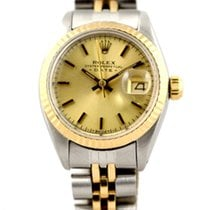 Rolex Oyster perpetual Datejust lady Ref 6917F