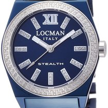 Locman Stealth 0204PB-BLDFNKBRB Quartz Ladies Watch