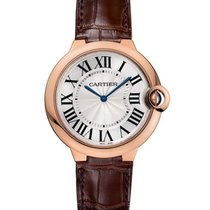 Cartier W6920083 Ballon Bleu Ultra Thin in Rose Gold - on...