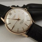 Longines Flagship automatic oro rosa 18kt cal 341 rose gold