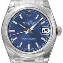 Rolex Datejust 31 Ref. 178240 Blau Index
