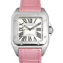 Cartier Eightday watch Santos 100 W20126X8
