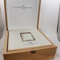 IWC Uhrenbox Holz / wooden watch box