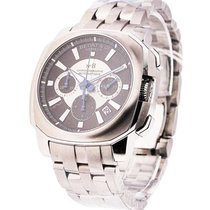 Bedat & Co 867.011.311.B No. 8 Cusion Chronograph in Steel...