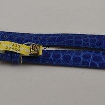 Chopard Kroko Leder Armband Bracelet 14mm Neu Für Dornschliesse