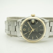 Tudor Prince Oyster Date Rotor Self Winding  S.S. & 14K...