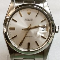 Rolex Oyster Date Precision 6694 Stainless Steel 1978