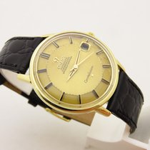 Omega Constellation Pie Pan oro 18 kt del 1967 automatic