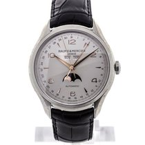 Baume & Mercier Clifton Day Date Moon Phase