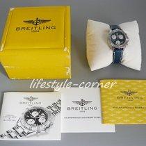 Breitling Colt Quartz Chronograph - A53035 - (Box & Papiere)