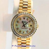 Rolex President Ladies Pre-owned Diamond