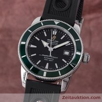 Breitling Superocean Heritage 42 Chronometer Automatik Stahl...