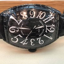 Franck Muller Black Croco 8880 SC Automatic Power Reserve...