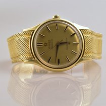 Omega Constellation Automatik 18k Gold sehr seltene Variante 60er