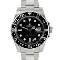 Rolex New Style 116710 GMT-MASTER II - Black Dial - Ceramic...