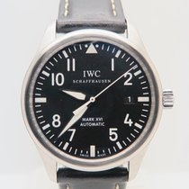 IWC Pilot Mark XVI Auto Ref. IW325501 (Box&Papers)