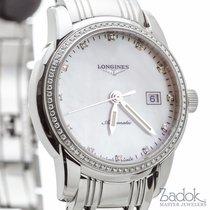 Longines Saint Imier MOP Diamond Dial 30mm Womens Watch L25630876