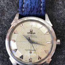 Omega - Constellation Automatic Chronometer Pie Pan - Men -...
