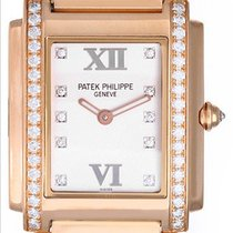 Patek Philippe Twenty-4 Ladies 18k Rose Gold & Diamond...