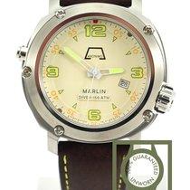 アノーニモ (Anonimo) Marlin yellow dial