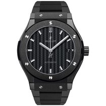 Hublot Classic Fusion Black Magic Ceramic Bracelet 38 mm
