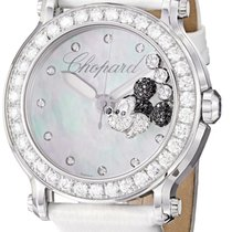Chopard Happy Sport Round Quartz 42mm 288524-3005