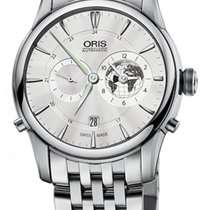 Oris Greenwich Mean Time Limited Edition 01 690 7690 4081-07 8...