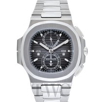파텍필립 (Patek Philippe) 5990/1A-001 Nautilus Black/Steel 40.5mm...